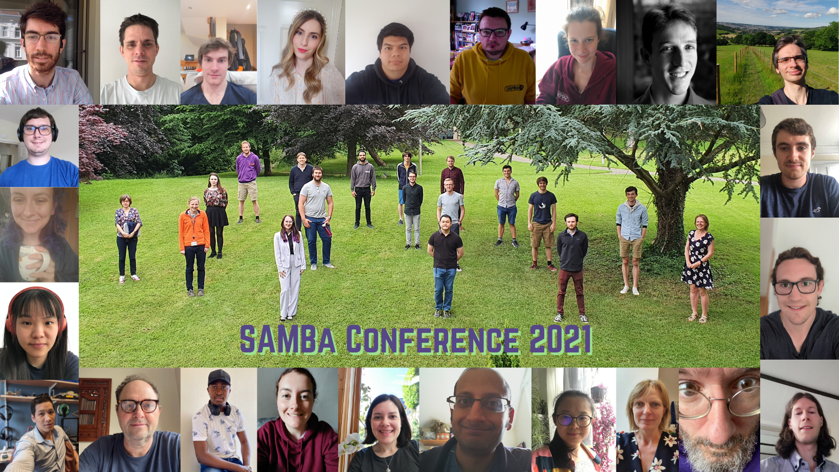 '21 Conference Attendees